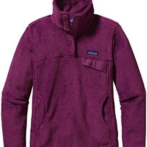 NEW Patagonia women's small retool snap pullover